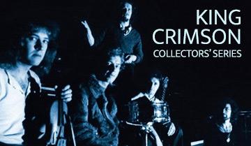 King Crimson - Collectors' Club Series