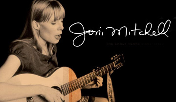 Joni Mitchell - The Early Years