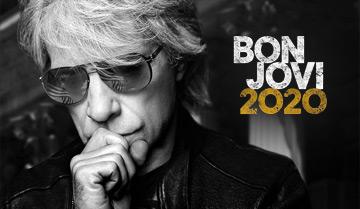 Bon Jovi 2020 CD and LP Editions!