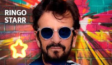 Ringo Starr - Change The World