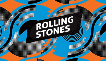 The Rolling Stones Steel Wheels Live Tour