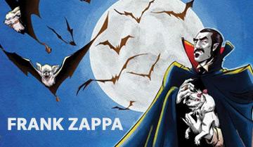 Zappa's 1981 Halloween shows Live At The Palladium