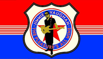 Jimmie Vaugh - The Pleasure's All Mine (The Complete Blues, Ballads And Favourites)
