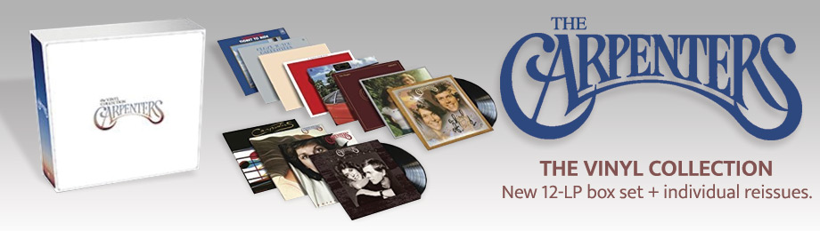 The Carpenters Vinyl Collection