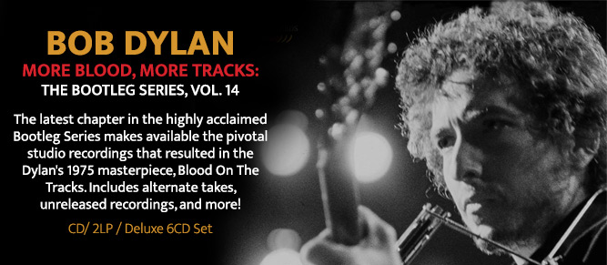 Bob Dylan - More Blood on the Tracks