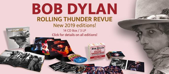 Bob Dylan - Rolling Thunder Revue