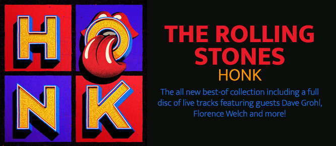 The Rolling Stones - HONK