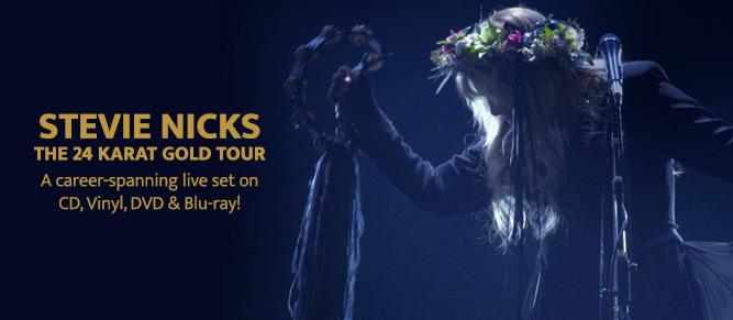 Stevie Nicks - The 24 Karat Gold Tour