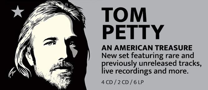 Tom Petty - An American Treasure