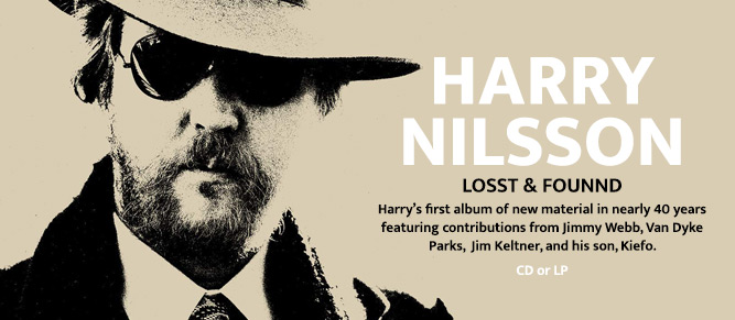 Harry Nilsson - Losst & Founnd