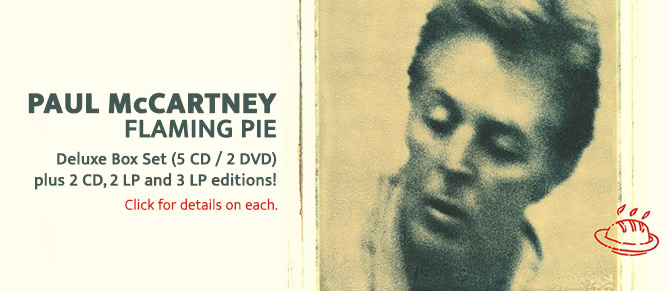 Flaming Pie - The Paul McCartney Archive Editions