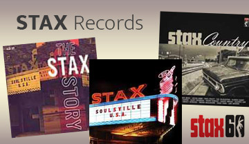 Stax Records 60th Anniversary Releases