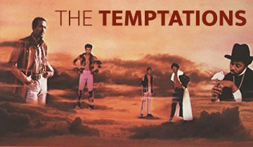 5 hit CDs from the vast Temptations catalog!