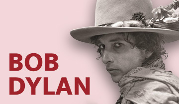 Bob Dylan - Rolling Thunder Revue 2019 Editions
