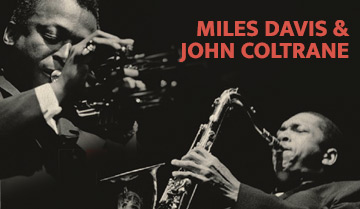 Miles Davis and John Coltrane- The Final Tour