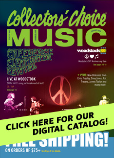 Collectors' Choice Music Catalog - August 2019