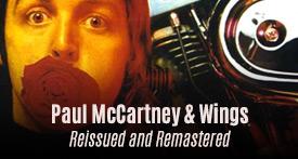 Paul McCartney + Wings