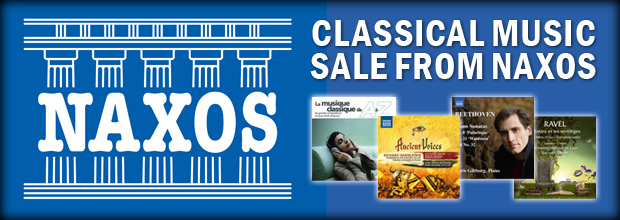 Naxos Label Sale