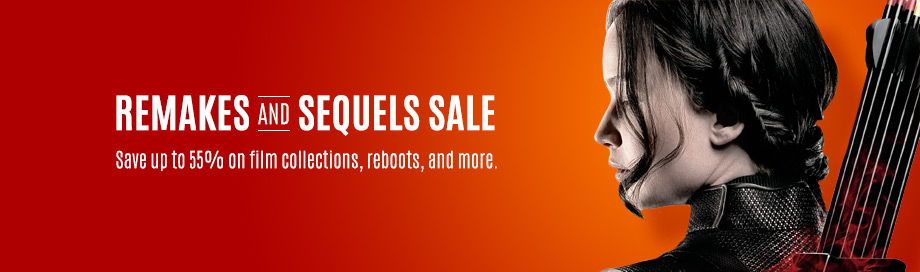 Remakes and Sequels Sale