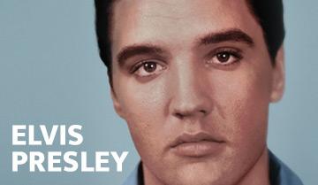 Elvis Presley- The Searcher