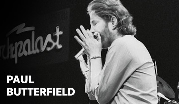 Paul Butterfield - Live At Rockpalast