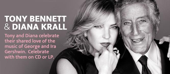 Tony Bennett and Diana Krall