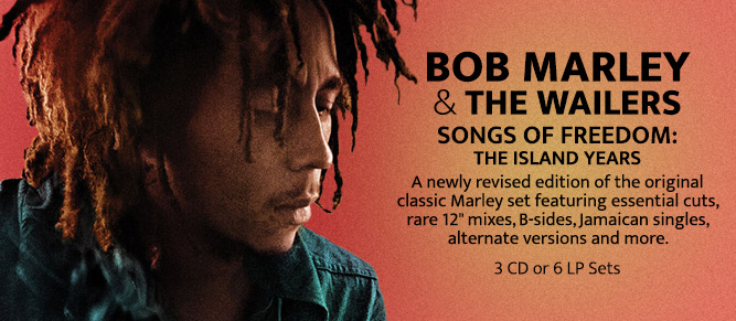 Bob Marely & The Wailers