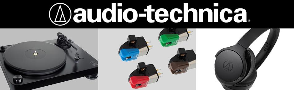 Audio Technica Product Line