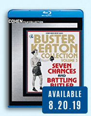 The Buster Keaton