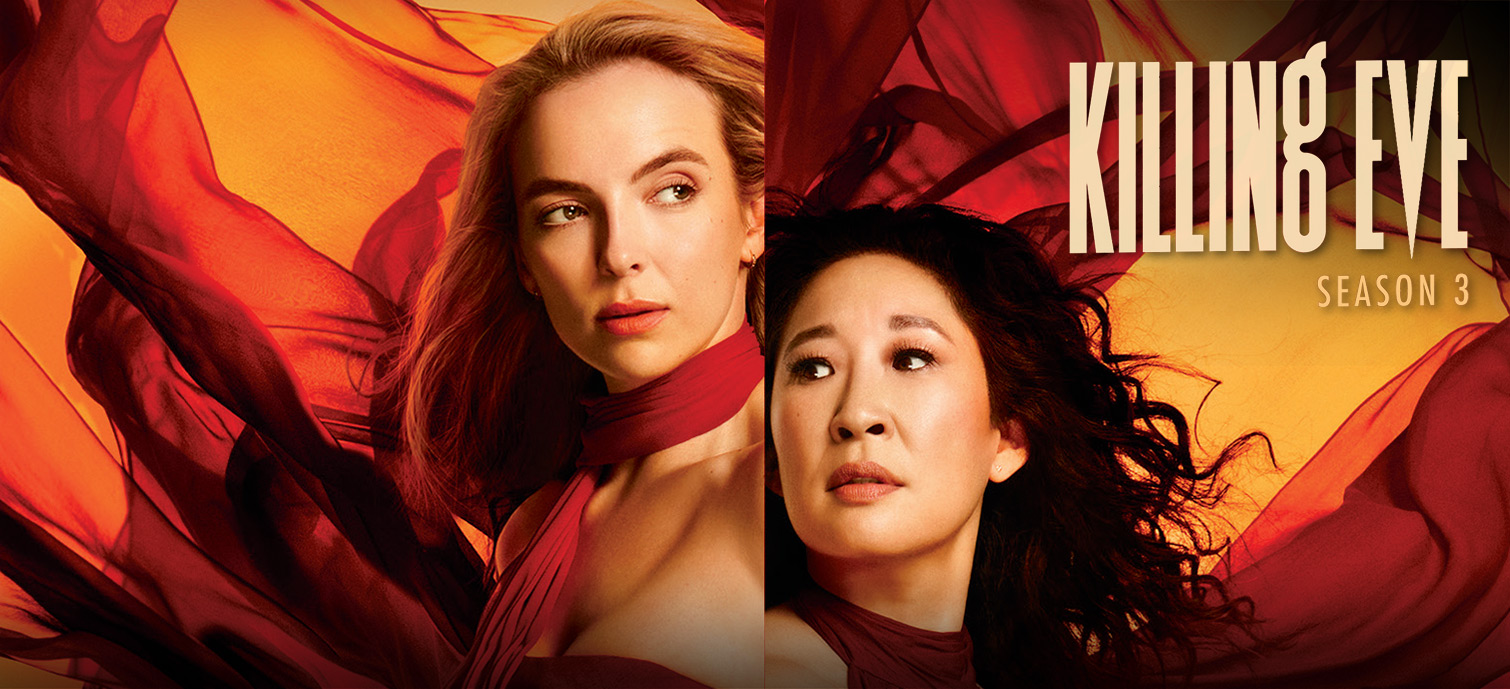 Killing Eve: Season 3