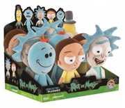 FUNKO GALACTIC PLUSHIES: Rick and Morty