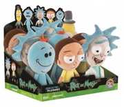 FUNKO GALACTIC PLUSHIES: Rick and Morty