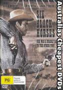 Six Black Horses [Import] , Audie Murphy