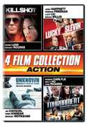 4 Film Collection: Action , The Unknown