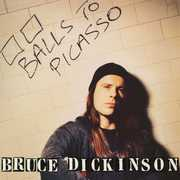 Balls To Picasso , Bruce Dickinson