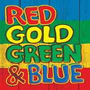 Red Gold Green & Blue , Red Gold Green & Blue