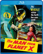 The Man From Planet X , Robert Clarke