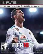 FIFA 18 for PlayStation 3