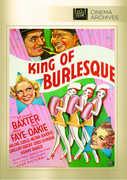 King of Burlesque , Alice Faye