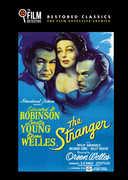 The Stranger , Edward G. Robinson
