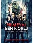 Primeval New World: The Complete Series , Niall Matter