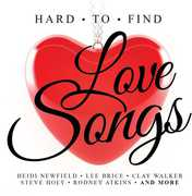 Hard to Find Love Songs /  Various