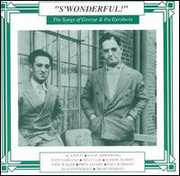 The Songs Of George and Ira Gershwin