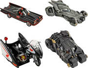 Mattel - Hot Wheels - 1:50 Batman Premium Assortment (DC)