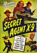 Secret Agent X-9 , Lloyd Bridges