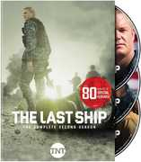 The Last Ship: The Complete Second Season , Eric Dane