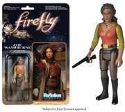 FUNKO REACTION: Firefly - Zoe Washburne