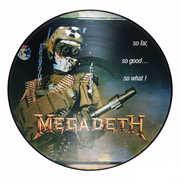So Far So Good So What [Explicit Content] , Megadeth