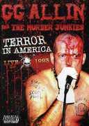 Terror in America: Live 1993 , G.G. Allin