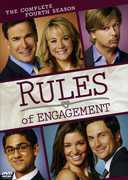 Rules of Engagement: The Complete Fourth Season , Patrick Warburton